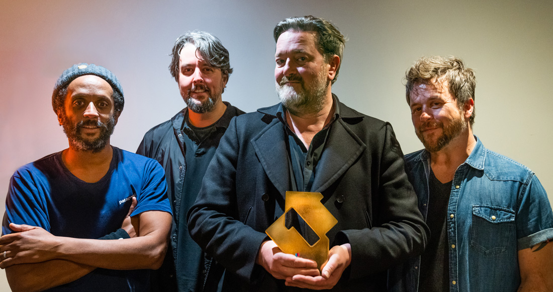 "Elbow claim their third UK Number 1 album with Giants of All Sizes: ""We're over the moon"""