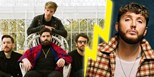 Foals vs James Arthur for this week's Number 1 album