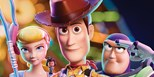 Toy Story 4 soars to Infinity and Number 1 on Official Film Chart