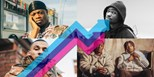 UK rap dominates this week's Official Trending Chart