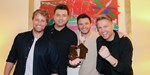 Westlife's comeback album debuts at Number 1: 'We can't believe it!'