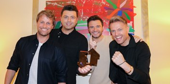 Westlife cement their comeback as new album Spectrum debuts at Number 1: 'We can't believe it!'