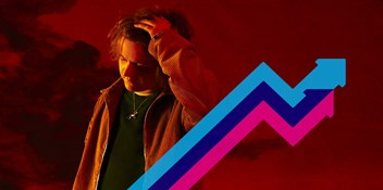 Lewis Capaldi's Before You Go is Number 1 on the UK's Official Trending Chart