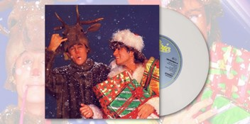 "A limited edition white 7"" vinyl single of Wham's Last Christmas is being released to commemorate the song's 35th anniversary"