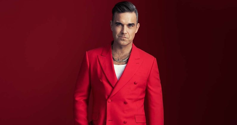 Robbie Williams on track for 13th UK Number 1 album