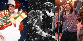 Christmas classics from Wham, The Pogues and Band Aid on course to return to the Official Singles Chart Top 40 this Friday