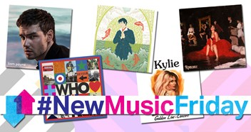 This week's new releases: Taylor Swift, Camila Cabello, The Who