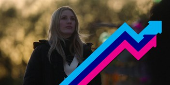 Ellie Goulding's River is Number 1 on the UK's Official Trending Chart