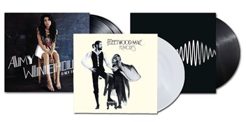 Official Top 100 biggest selling vinyl albums of the decade
