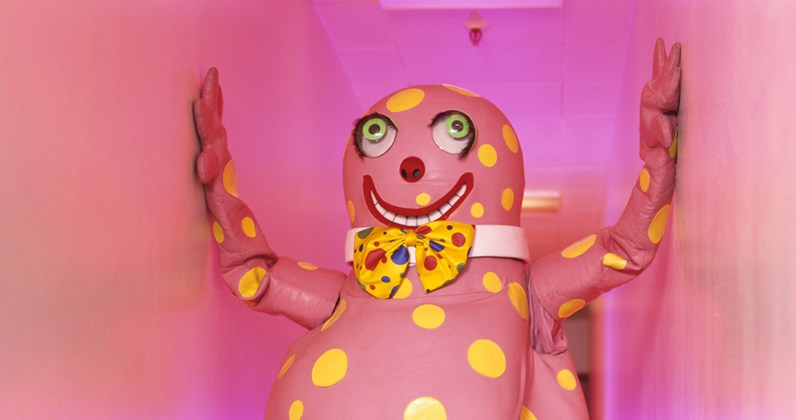Mr Blobby hit songs and albums