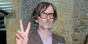 Jarvis Cocker's Running The World enters Official Christmas Number 1 race