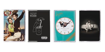 The Official Top 40 best-selling cassettes of 2019