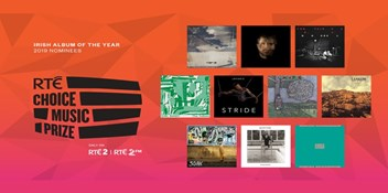 Mick Flannery, Fontaines D.C. and Sorcha Richardson among nominees for the RTE Choice Music Prize 2019
