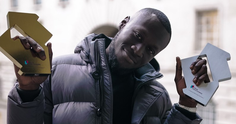 Watch The Animated Video For Stormzy S New Single