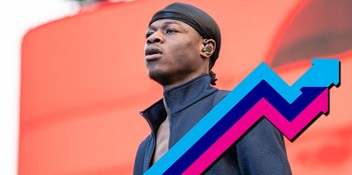 J Hus claims Number 1 and 2 with songs from his new album Big Conspiracy on the Official Trending Chart