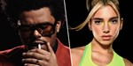 The Weeknd's Blinding Lights picks up second week at Number 1 on the Official Irish Singles Chart, Dua Lipa debuts in the Top 10 with Physical