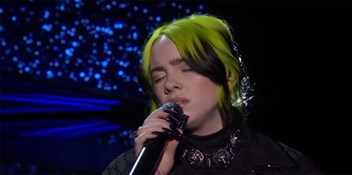 Oscars 2020: Watch Billie Eilish cover The Beatles' Yesterday and Eminem's surprise performance
