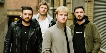 Kodaline announce three intimate shows at the Olympia Theatre in support of latest single Wherever You Are