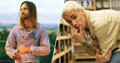 Tame Impala and Justin Bieber battle for this week's Number 1 album