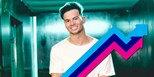 Joel Corry's Lonely tops Official Trending Chart
