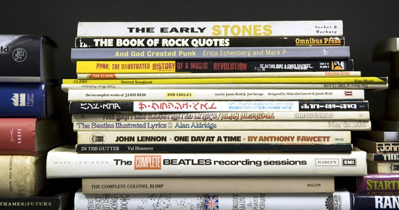 Essential books that every music lover should read