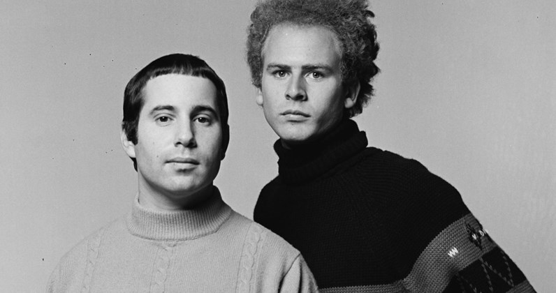Simon & Garfunkel hit songs and albums