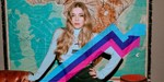 Becky Hill hits Number 1 on the Official Trending Chart