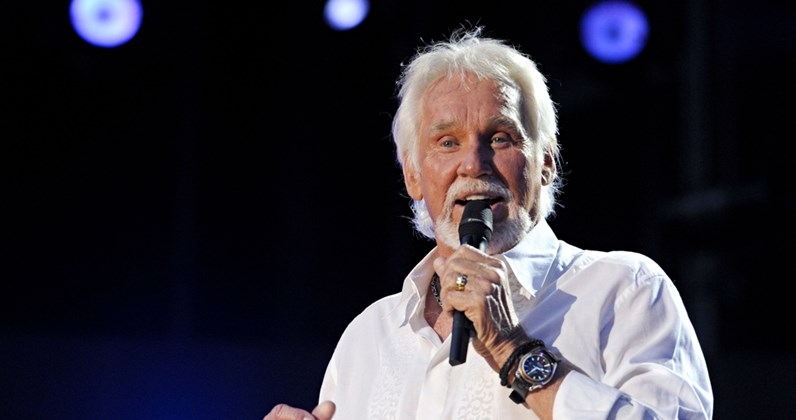 Kenny Rogers hit songs and albums