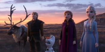 Frozen 2 goes straight to Number 1 with second biggest digital debut of all time
