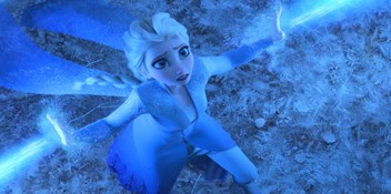 Frozen 2 holds on to Number 1 with second big week of digital downloads