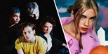 5SOS narrowly beat Dua Lipa to Number 1 album