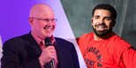 Matt Lucas and Drake set to land Top 10 debuts on the singles chart