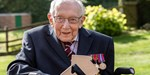 Captain Tom Moore turns 100, becomes first centenarian to have a Number 1
