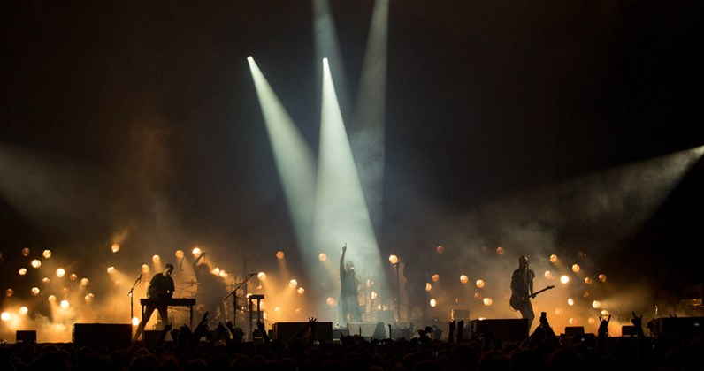 Nine Inch Nails hit songs and albums