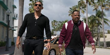It's Bad Boys For Life as Will Smith & Martin Lawrence top the Official Film Chart