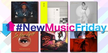 This week's new releases:  The 1975, Lady Gaga and Ariana Grande, more