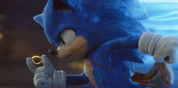 Sonic The Hedgehog speeds to Number 1 on the Official Film Chart