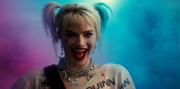 Birds of Prey bursts in at Number 1 on the Official Film Chart