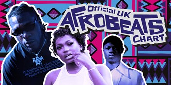 First ever Official Afrobeats Chart to launch this week to celebrate rise of Afrobeats in the UK