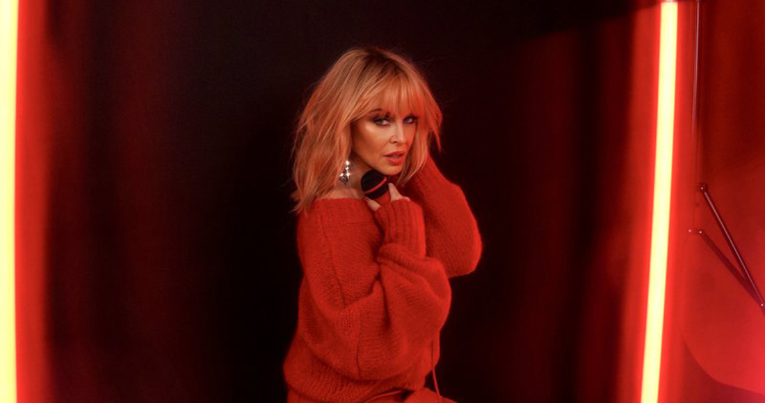 Now Kylie Minogue can get you out for her red