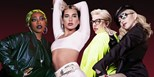 Listen to Dua Lipa's Levitating remix ft. Madonna and Missy Elliott
