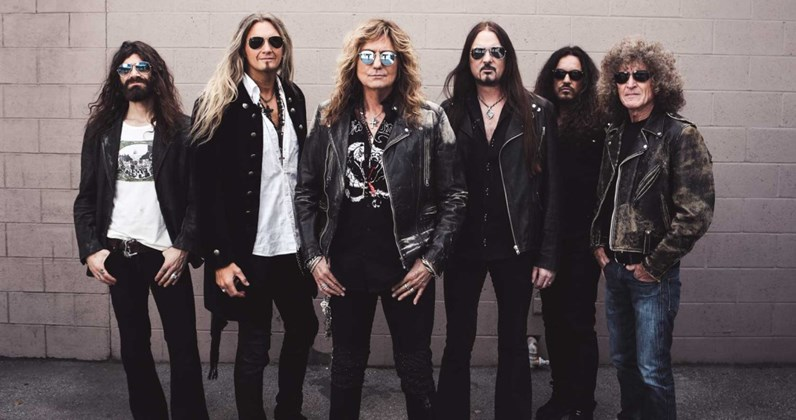Whitesnake hit songs and albums