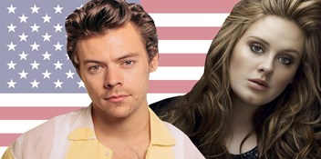 Harry Styles matches Adele by pulling off a rare chart feat with Billboard Hot 100 Number 1 Watermelon Sugar