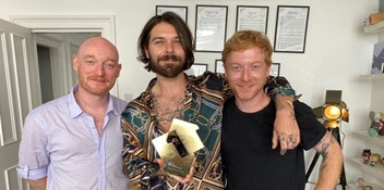 "Biffy Clyro celebrate third Number 1 on Official Albums Chart: ""Thank you for listening"""