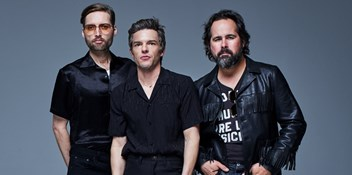 The Killers outselling the rest of the Top 20 combined in pursuit of this week's Number 1 album with Imploding The Mirage