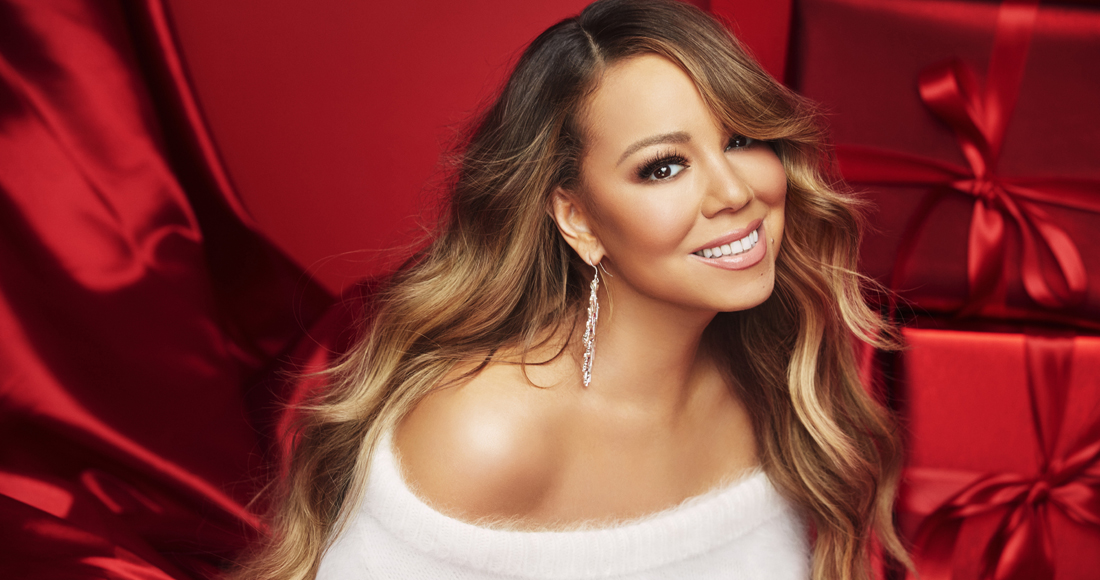 Mariah Carey is saving Christmas with her festive special