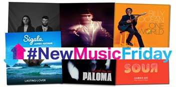 This week's new releases, September 4th 2020: Paloma Faith, Sigala, Jawsh 685 and more