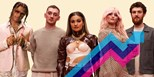 Clean Bandit & Mabel's Tick Tock is UK's Number 1 trending song