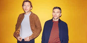 Groove Armada to be special guests on the next episode of The Record Club