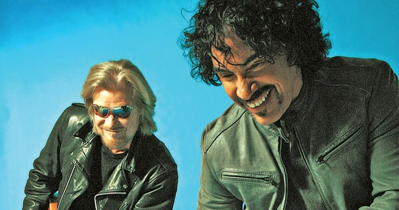 Hall and Oates hit songs and albums